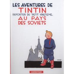 TINTIN PETIT FORMAT COULEURS T1 AU PAYS DES SOVIETS