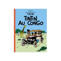 TINTIN PETIT FORMAT COULEURS T2 AU CONGO