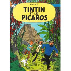 TINTIN PETIT FORMAT COULEURS T23 TINTIN ET LES PICAROS