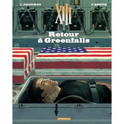 TREIZE XIII NOUVELLE EDITION T22 RETOUR A GREEFALLS