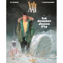 TREIZE XIII NOUVELLE EDITION T6 LE DOSSIER JASON FLY