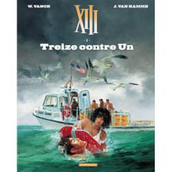TREIZE XIII NOUVELLE EDITION T8 TREIZE CONTRE UN