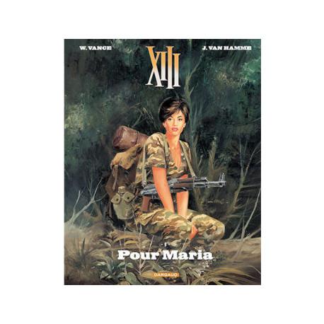 TREIZE XIII NOUVELLE EDITION T9 POUR MARIA