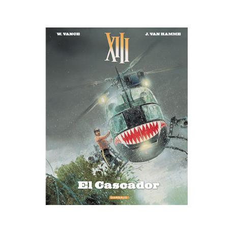 TREIZE XIII NOUVELLE EDITION T10 EL CASCADOR