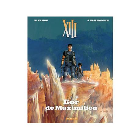 TREIZE XIII NOUVELLE EDITION T17 LOR DE MAXIMILIEN