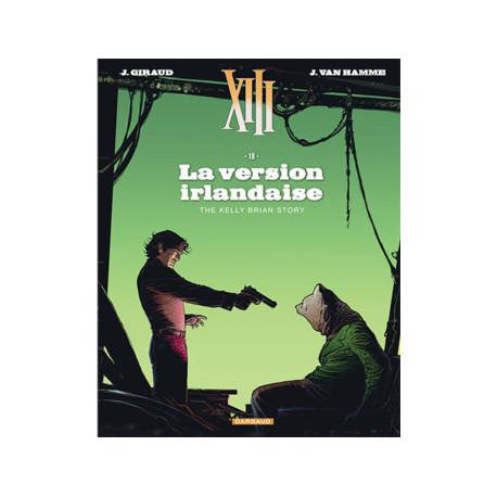 TREIZE XIII NOUVELLE EDITION T18 LA VERSION IRLANDAISE