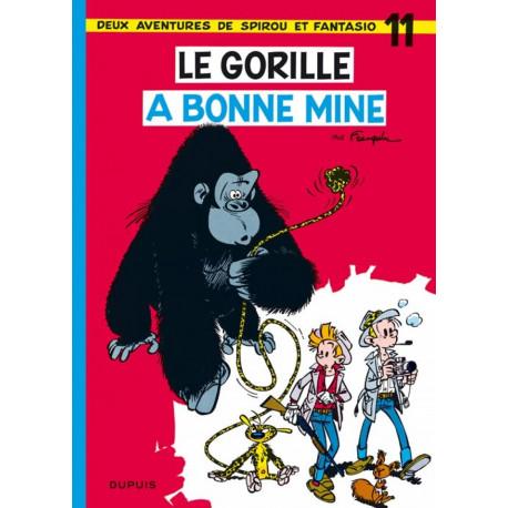 SPIROU ET FANTASIO T11 LE GORILLE A BONNE MINE