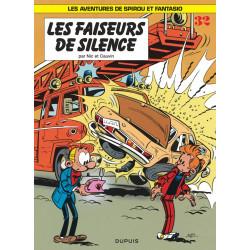 SPIROU ET FANTASIO T32 LES FAISEURS DE SILENCE