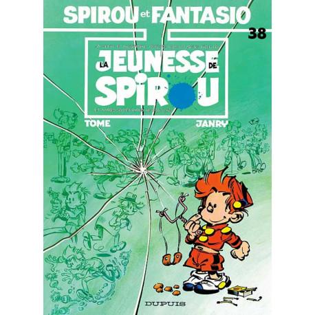SPIROU ET FANTASIO T38 LA JEUNESSE DE SPIROU
