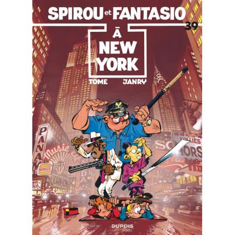 SPIROU ET FANTASIO T39 SPIROU A NEW YORK