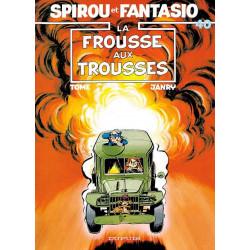 SPIROU ET FANTASIO T40 LA FROUSSE AUX TROUSSES