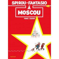 SPIROU ET FANTASIO T42 SPIROU A MOSCOU