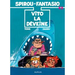 SPIROU ET FANTASIO T43 VITO-LA-DEVEINE