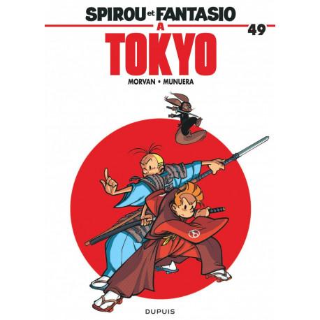 SPIROU ET FANTASIO T49 SPIROU ET FANTASIO A TOKYO