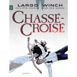 LARGO WINCH T19 LARGO WINCH T19 CHASSE-CROISE