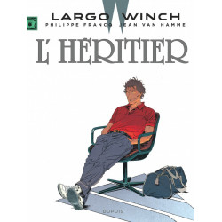 LARGO WINCH T1 LHERITIER GRAND FORMAT