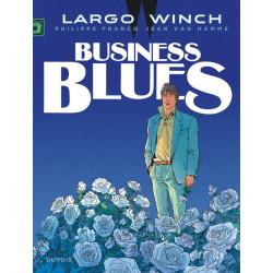 LARGO WINCH T4 BUSINESS BLUES GRAND FORMAT
