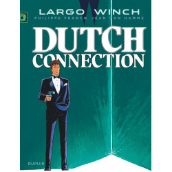 LARGO WINCH T6 DUTCH CONNECTION GRAND FORMAT