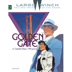 LARGO WINCH T11 GOLDEN GATE GRAND FORMAT