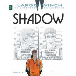 LARGO WINCH T12 SHADOW GRAND FORMAT