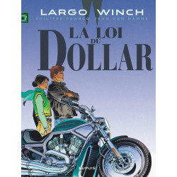 LARGO WINCH T14 LA LOI DU DOLLAR GRAND FORMAT
