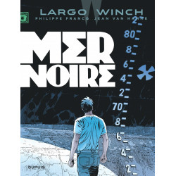 LARGO WINCH T17 MER NOIRE GRAND FORMAT