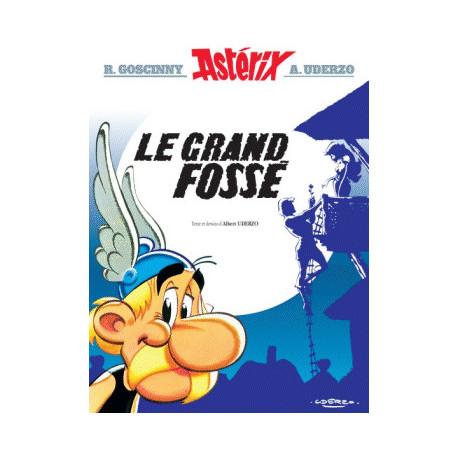 ASTERIX 25 LE GRAND FOSSE