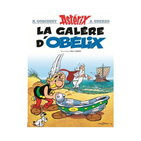 ASTERIX 30 LA GALERE DOBELIX