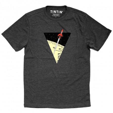 TSHIRT S TRIANGLE FUSEE