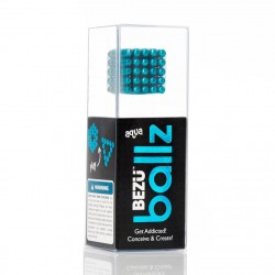 BEZU BALLZ AIMANTS ANTI STRESS AQUA