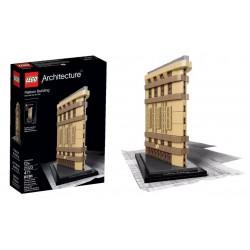 LE FLATIRON BUILDING LEGO ARCHITECTURE 21023