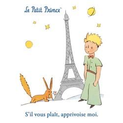 MAGNET LE PETIT PRINCE A PARIS APPRIVOISE MOI