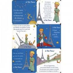 SOUS VERRES LE PETIT PRINCE A PARIS